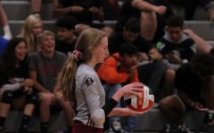 Girls Volleyball Sets Up Their Season