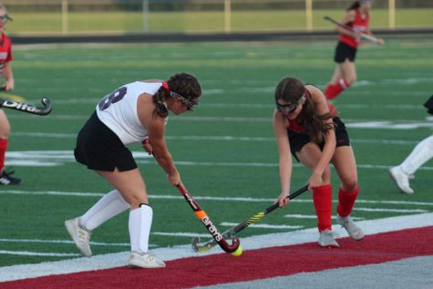 Striking Feature in Field Hockey