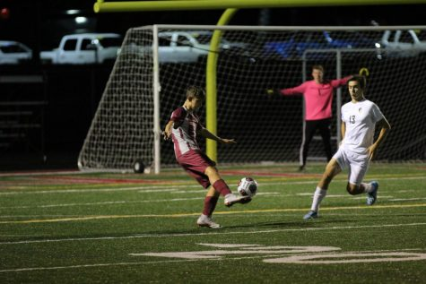 Boys Soccer Falls Short On Senior Night