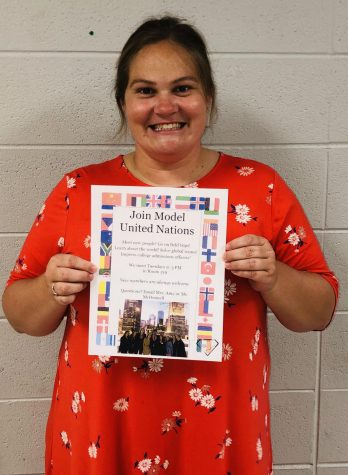 "Model United Nations strives to accommodate the schedules of all students, and only expect them to show up if they can. ""We want you to come,"" teacher Meghan McDonnell said. ""You guys have lives and we"