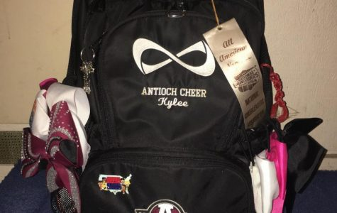 What's In Your Bag: Cheerleading