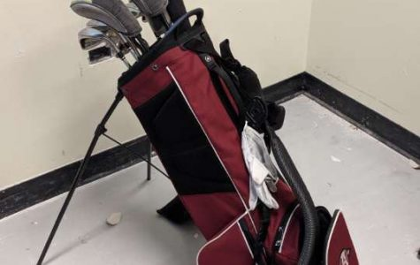 What's In Your Bag: Boys Golf