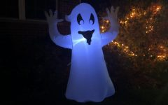 A Ghost's Perspective on Halloween