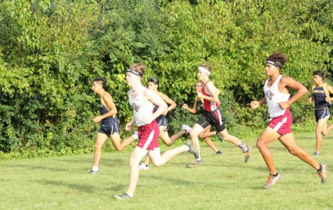 Antioch Cross Country Dominates NLCC Opponents