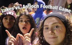 DAVLOGS WITH DE VORE: Lakes vs. Antioch Football Game