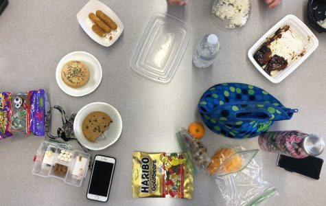 The Lunch Room Craze
