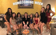 Homecoming week includes many actives throughout the week with all students included, along with the dance on the weekend.