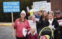 Grayslake District 46 Teachers Decide to Strike