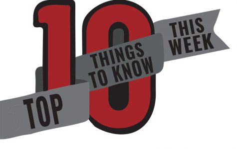 Ten Things You Need to Know: January 20-26