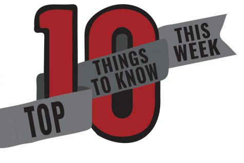 Ten Things You Need to Know: January 13-17