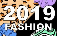 Animal print, sherpas and accessories like scrunchies and vans were popular back in the day. Now all those trends are are making their way into 2020.