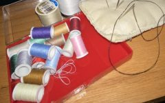 Sewing class may be a great idea for creative students who want to try out a new hobby.