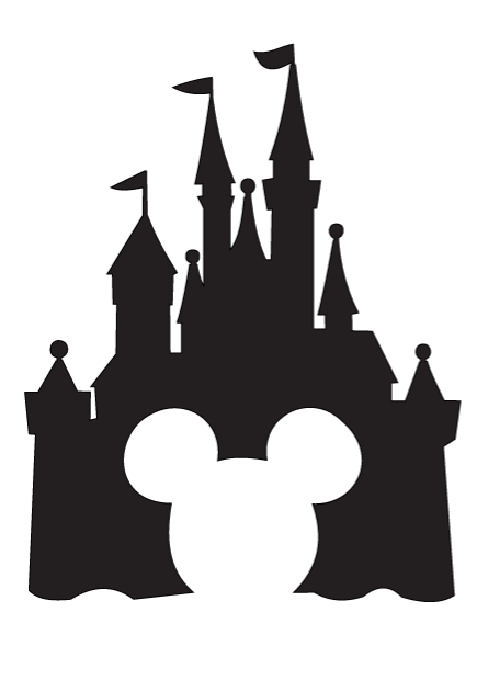 Disney's most iconic character, Mickey Mouse, has worked his way into the majority of the company's advertising. This includes different logos and merchandise, such as this design.