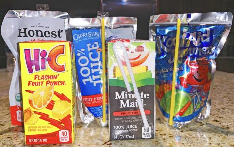 Tom Tom Tastes: Juice Boxes