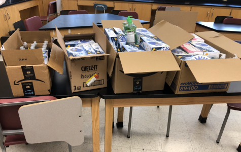 Teachers Donate to Antioch's Muncipal Workers
