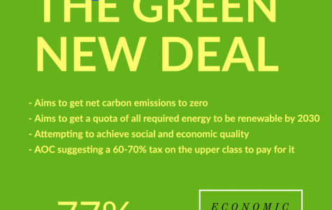 Recent Wildfires Spark Conversation Surrounding Green New Deal