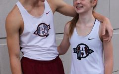 The Lane siblings push each other constantly and do whatever it takes to be successful in cross country.
