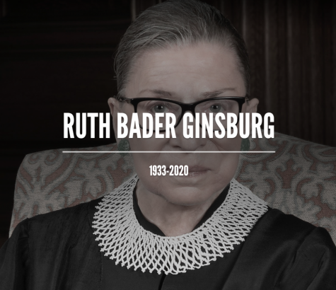 In remembrance of Justice Ginsburg