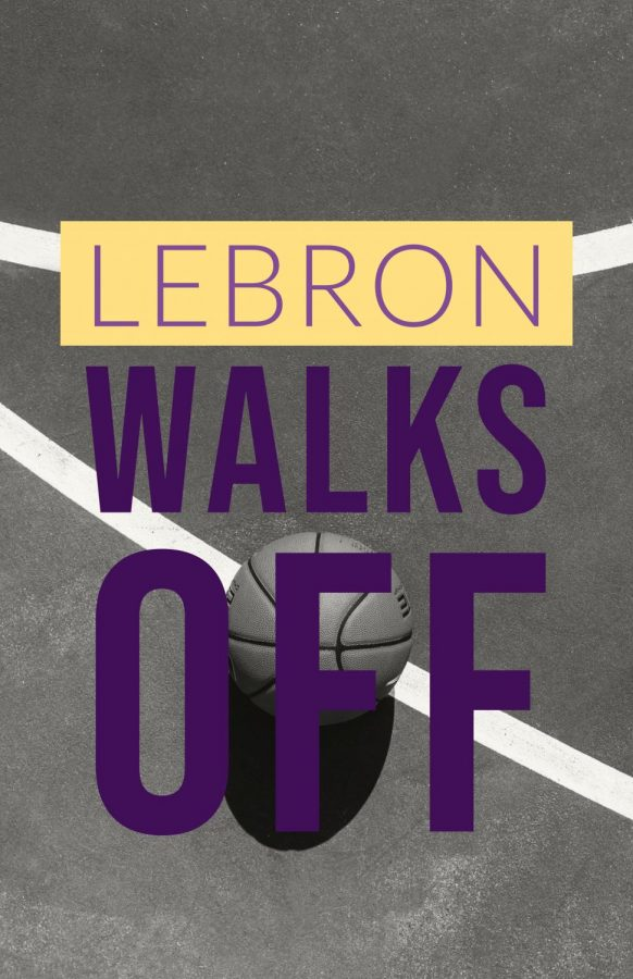 James%27+actions+of+walking+off+the+court+left+many+fans+re-evaluating+his+leadership.+