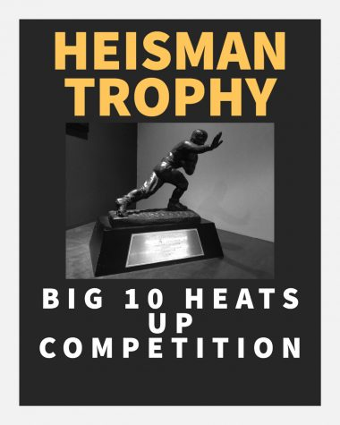 The race to the heisman trophy interferes as Justin Fields and Tanner Morgan joins in the competition as well as the big 10 teams.