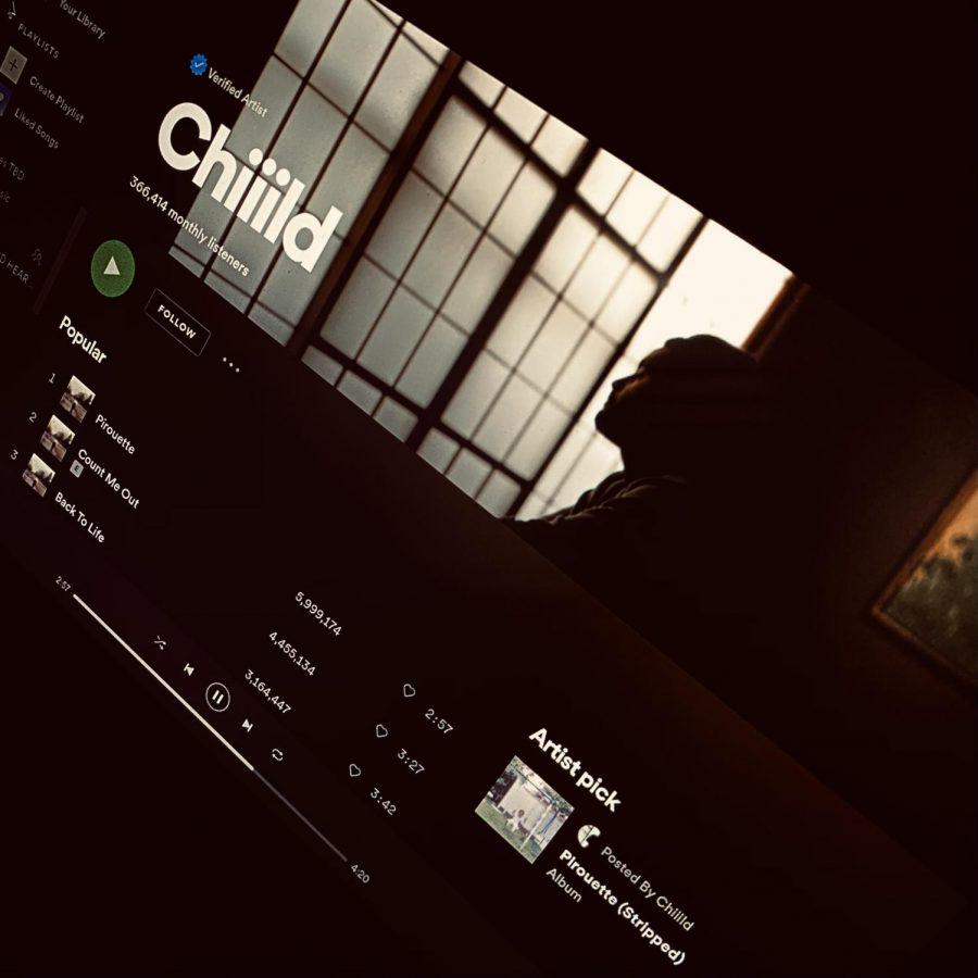It is hard for many artists to stay confident with creating new music during COVID-19. Artists, such as Chiiild, have been doing the best they can with the given circumstances.