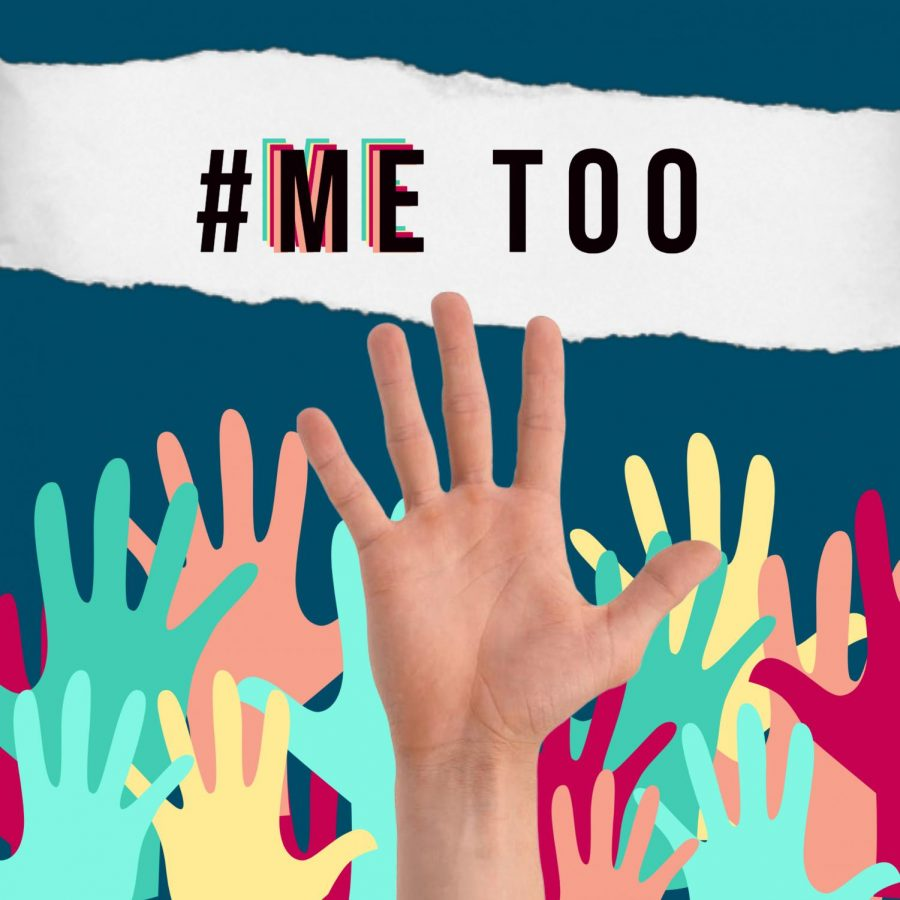 The Me Too encourages women to speak up about their encounters of sexual abuse or sexual harassment. By speaking out about their experiences, they help other women come forward about their own experiences and point out the acts of misconduct that are happening in society. Through the use of social media and other forms of communication, the Me Too movement is uniting more people together to share their stories.