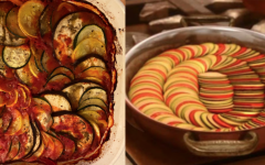 Remy's Ratatouille dish is perfect for beginners and delicious, but unfortunately time-consuming.