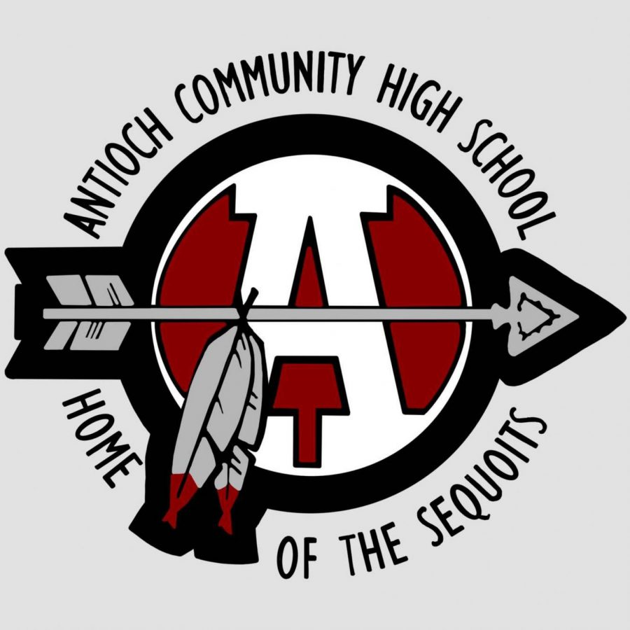 There has been controversy around whether or not the arrow and feathers in Antioch's current logo is offensive to the Native American community.