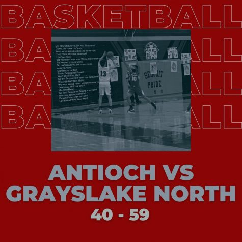 Antioch Sequoits may have fallen short of the win, but did not go down without a fight against a talented Grayslake North team.