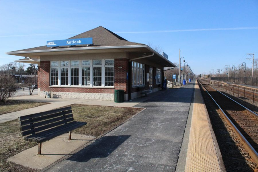 The Metra Stations Near Antioch Reviewed