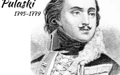 Casimir Pulaski is remembered as