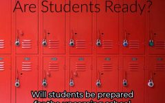 Are ACHS Students Feeling Prepared for the Next Year?