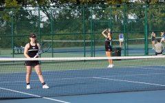 Navigation to Story: Girls tennis dominates at Lakes
