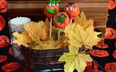 Spooky Halloween inspired cake pops are a perfect fall treat.