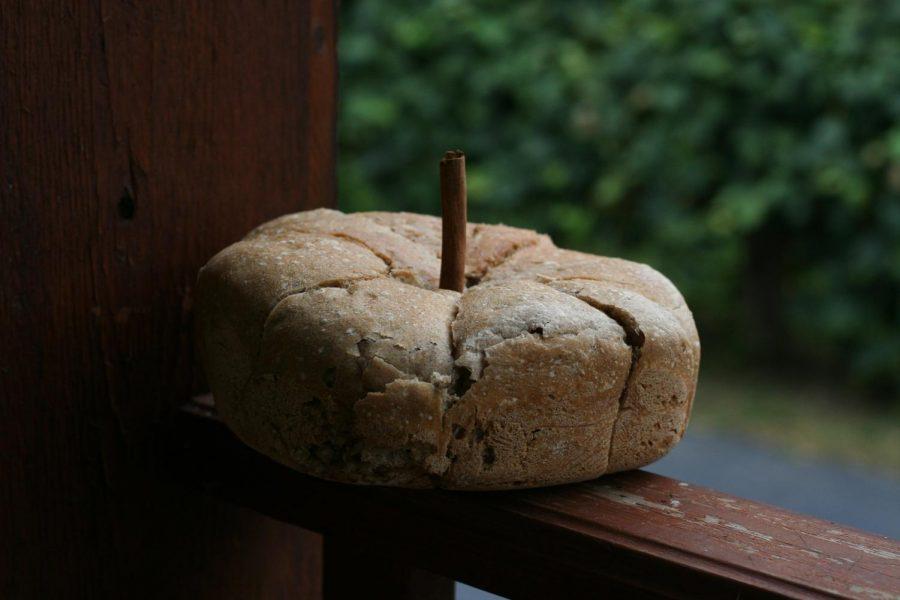 The pumpkin bread garnered positive feedback: